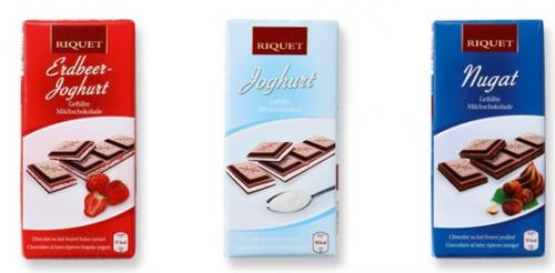 Schokolade gefüllt, Juli 2011
