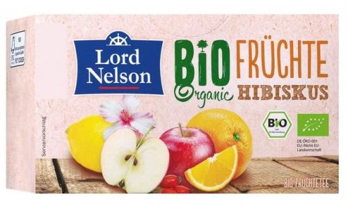 Bio Organic Früchte Hibiskus, Juni 2017