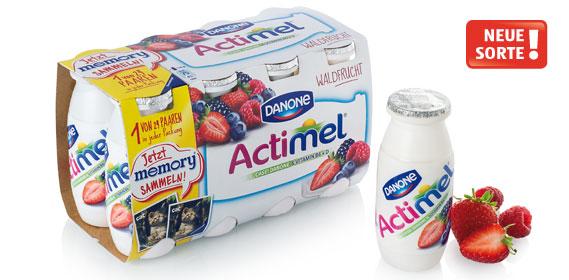 Actimel Drink, 8x 100 ml, Dezember 2013