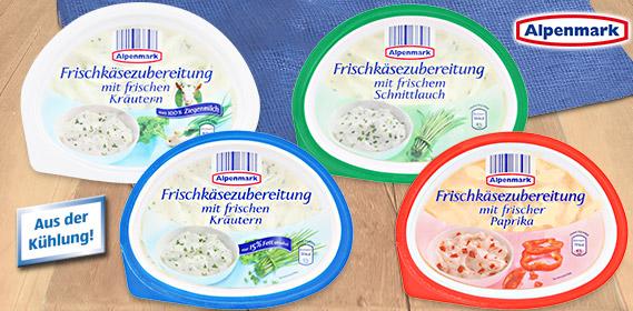 Frischkäsezubereitung, M�rz 2011