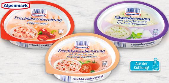 Frischkäsezubereitung, M�rz 2012