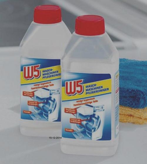Waschmaschinenpflegereiniger, Dezember 2014