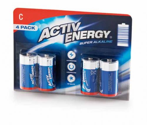 Batterien, 1,5 V, Baby, C, LR14, April 2013