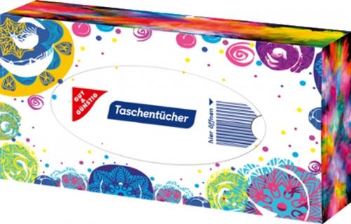 Taschentücher-Box, Januar 2018