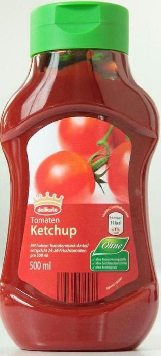 Tomatenketchup, Juni 2017