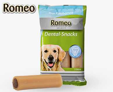 Hunde-Dental-Snacks oder Gelenk-Fit, Oktober 2014