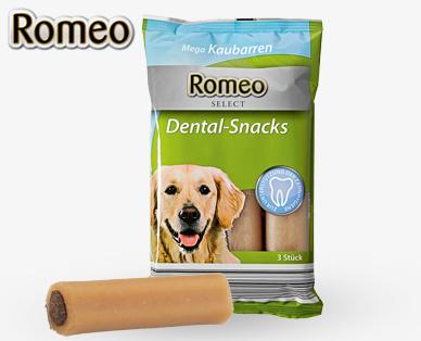 Hunde-Dental-Snacks oder Gelenk-Fit, Oktober 2014