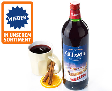 Glühwein, September 2014