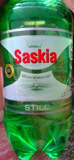 Lidl Saskia Wasser
