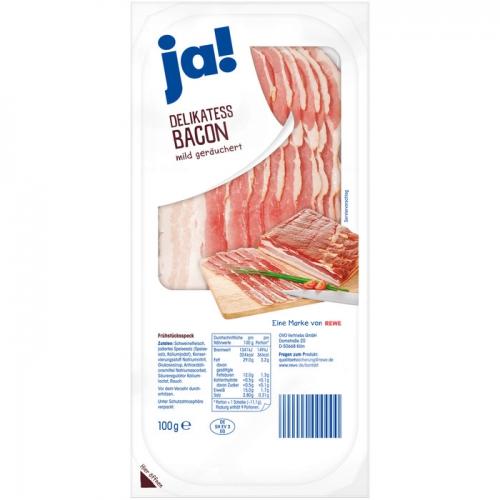 Bacon, Juli 2017