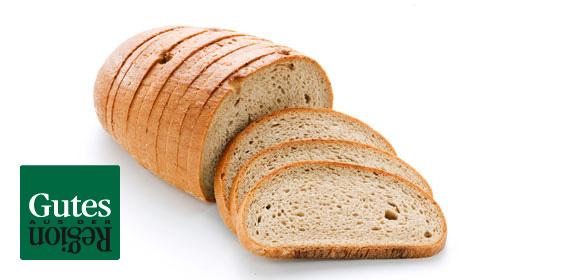 Brot, geschnitten, Februar 2012