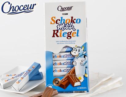 Schoko-Milch-Riegel, M�rz 2014