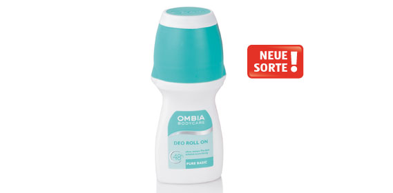 Deo Roll-on, Damen, Juli 2013