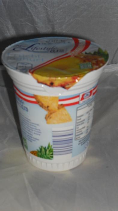 Fruchtjoghurt 0,1% Fett, Juni 2012