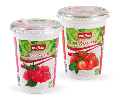 Fruchtjoghurt 3,2 % Fett, Oktober 2014