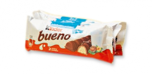 Kinder Bueno, September 2011