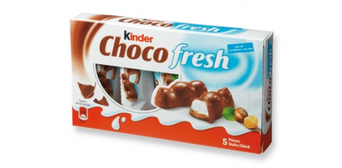 Kinder Choco Fresh, September 2011