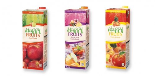 Happy Fruits, September 2011