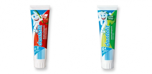 Zahnpasta für Kinder, September 2011