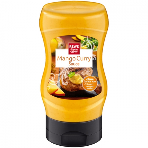 Mango-Curry-Sauce, M�rz 2017