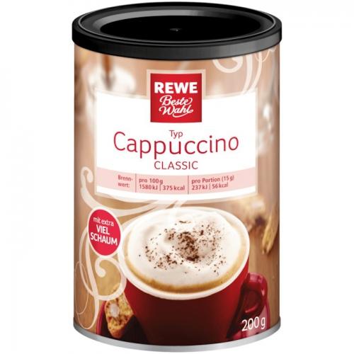 Cappuccino Classic, Februar 2018
