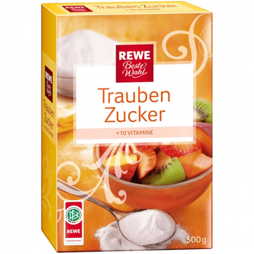 Traubenzucker, M�rz 2017