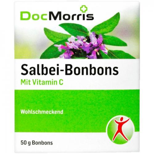 Salbei-Bonbons, M�rz 2017
