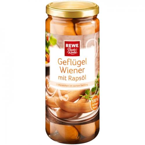 Geflügel-Wiener, M�rz 2017