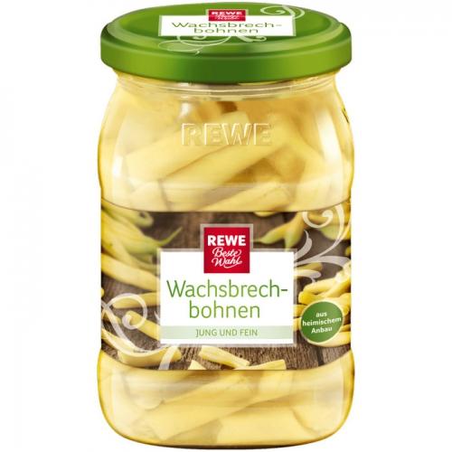 Wachsbrechbohnen, M�rz 2017