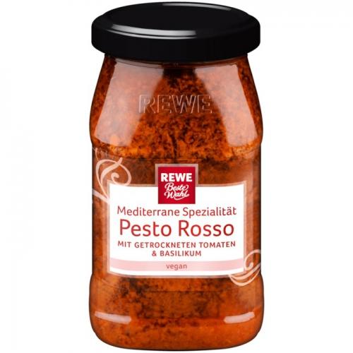 Pesto Rosso, Januar 2018
