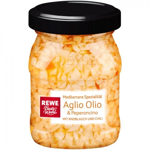 Aglio Olio & Peperoncino, April 2017