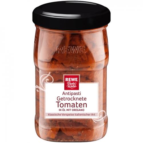 Tomaten, getrocknet, Januar 2018