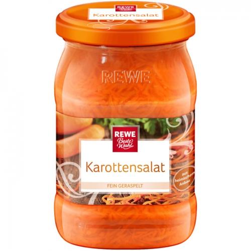 Karottensalat, M�rz 2017