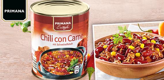 Chili con Carne, Januar 2013