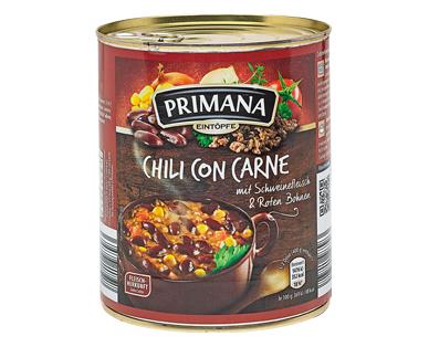 Chili con Carne, Dezember 2017