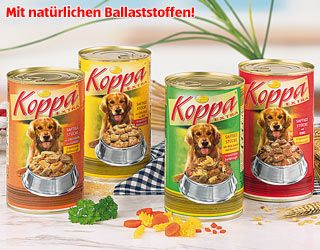 Hundevollnahrung, Dose, Oktober 2007