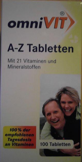A-Z Tabletten, September 2011
