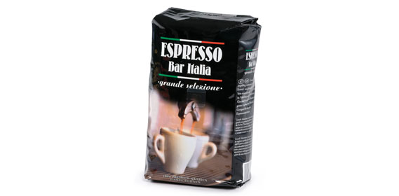 Espresso grande selezione, ganze Bohne , Februar 2013