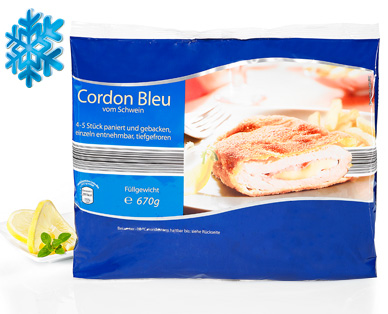Cordon Bleu, September 2014