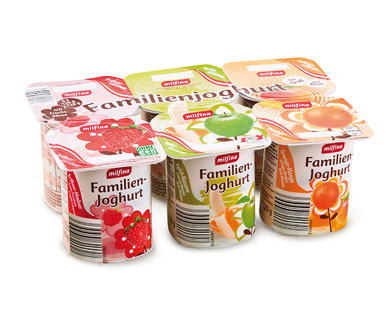 Familienjoghurt, Juni 2014