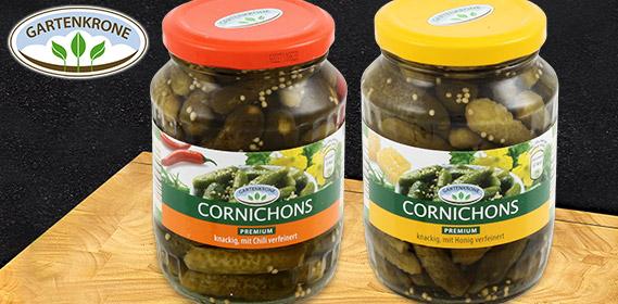Cornichons, Premium, Januar 2011