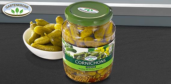 Cornichons, Premium, Dezember 2012