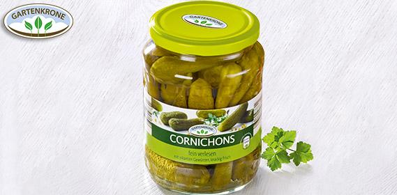Cornichons, Premium, Januar 2013