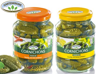 Cornichons, Premium, Juni 2013