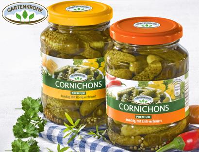 Cornichons, Premium, August 2013