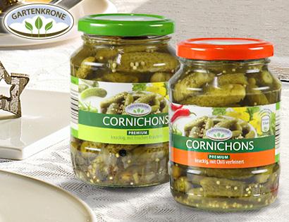 Cornichons, Premium, Dezember 2013