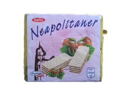 Waffelschnitten Neapolitaner, 3x 65 g, Januar 2013