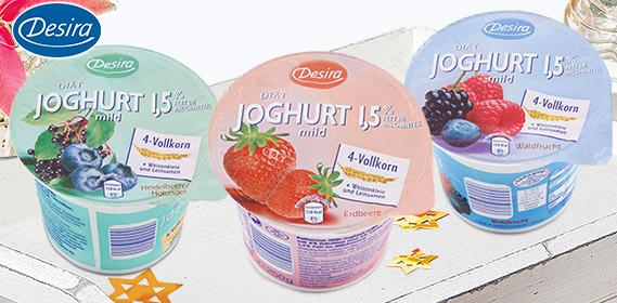 Diät-Joghurt, mild, 4-Vollkorn, November 2010