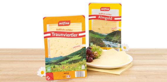 Traunviertler / Almgold in Scheiben, Juli 2012