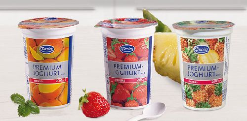 Premium-Joghurt, Mild, Oktober 2007